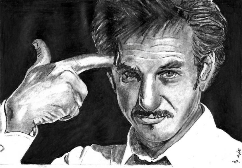 Sean Penn por patrick